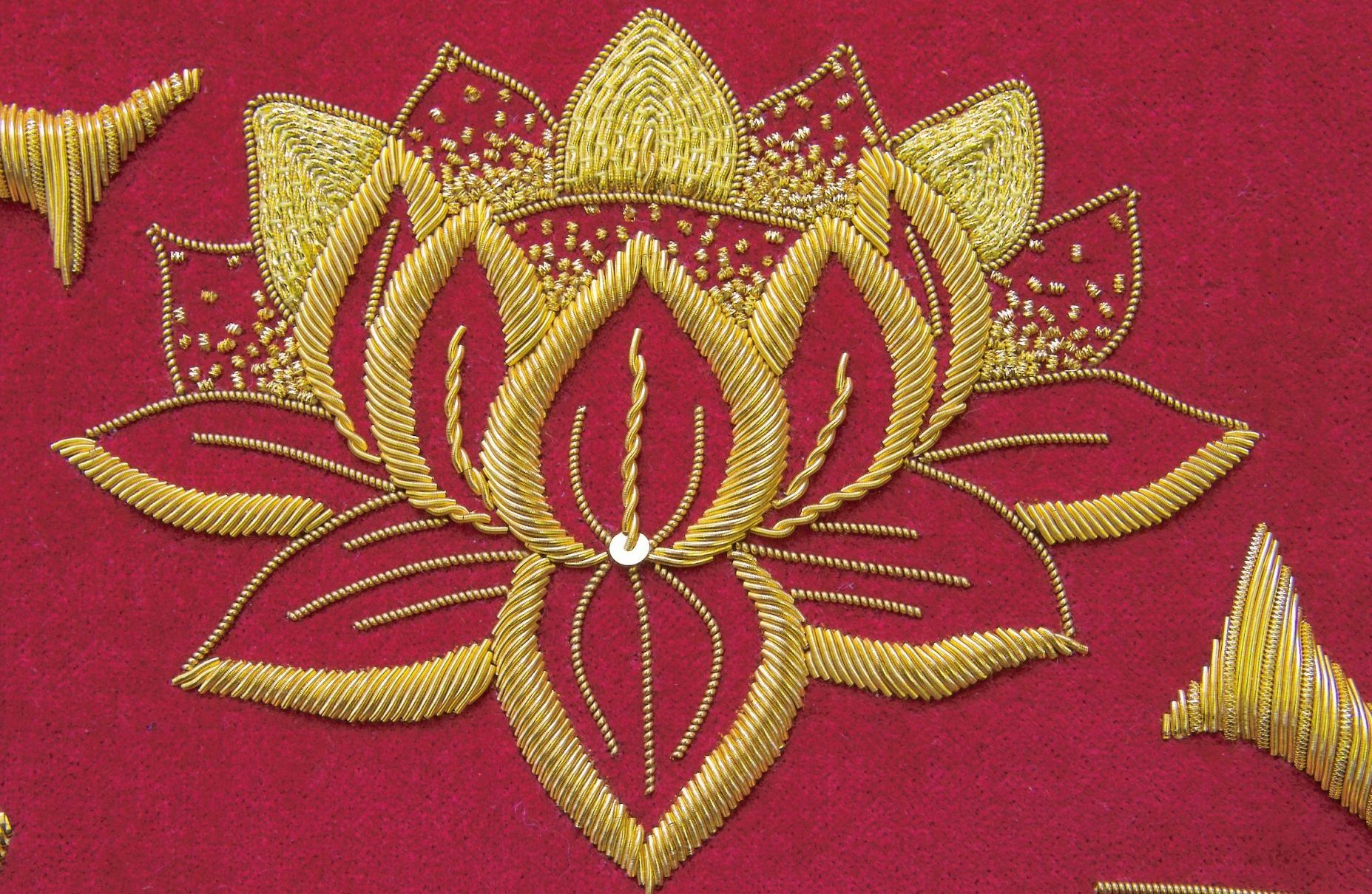 A Brief History of Goldwork